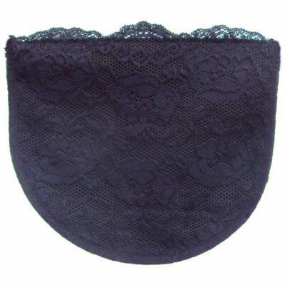Black Lace Modesty Panel