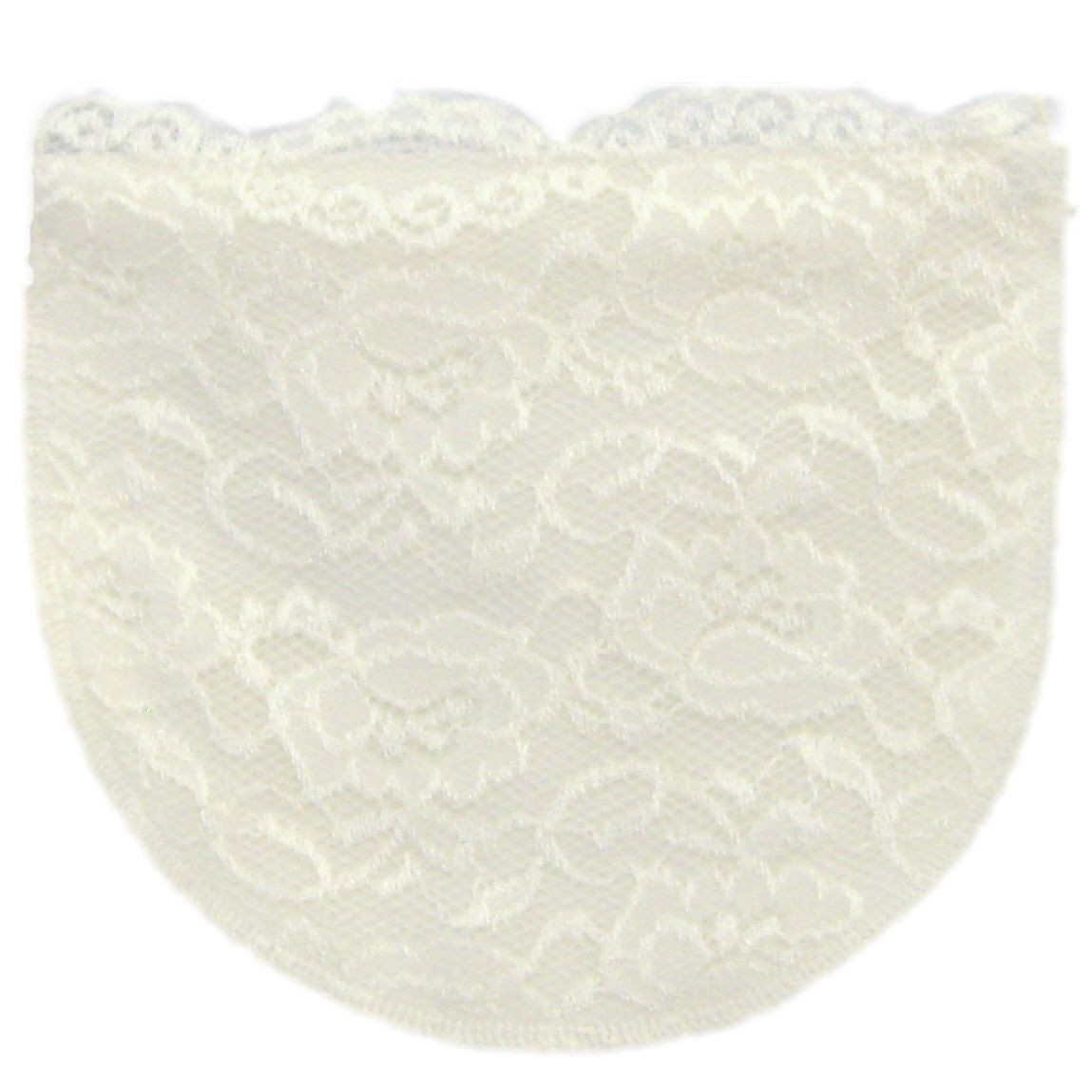 Ivory Full Lace Modesty Panel