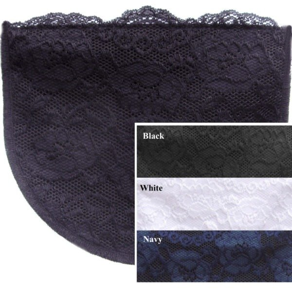 Full Lace Modesty Panels Set of 3