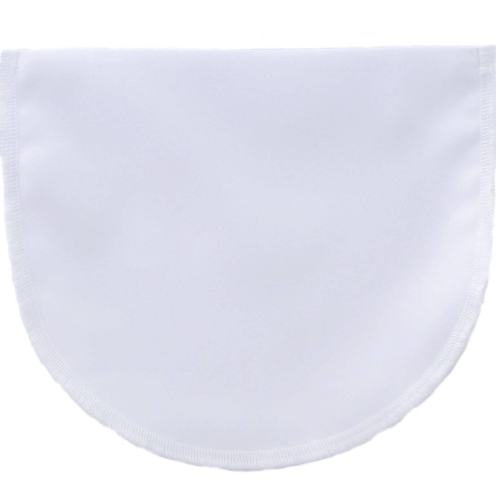 White Modesty panel with no lace