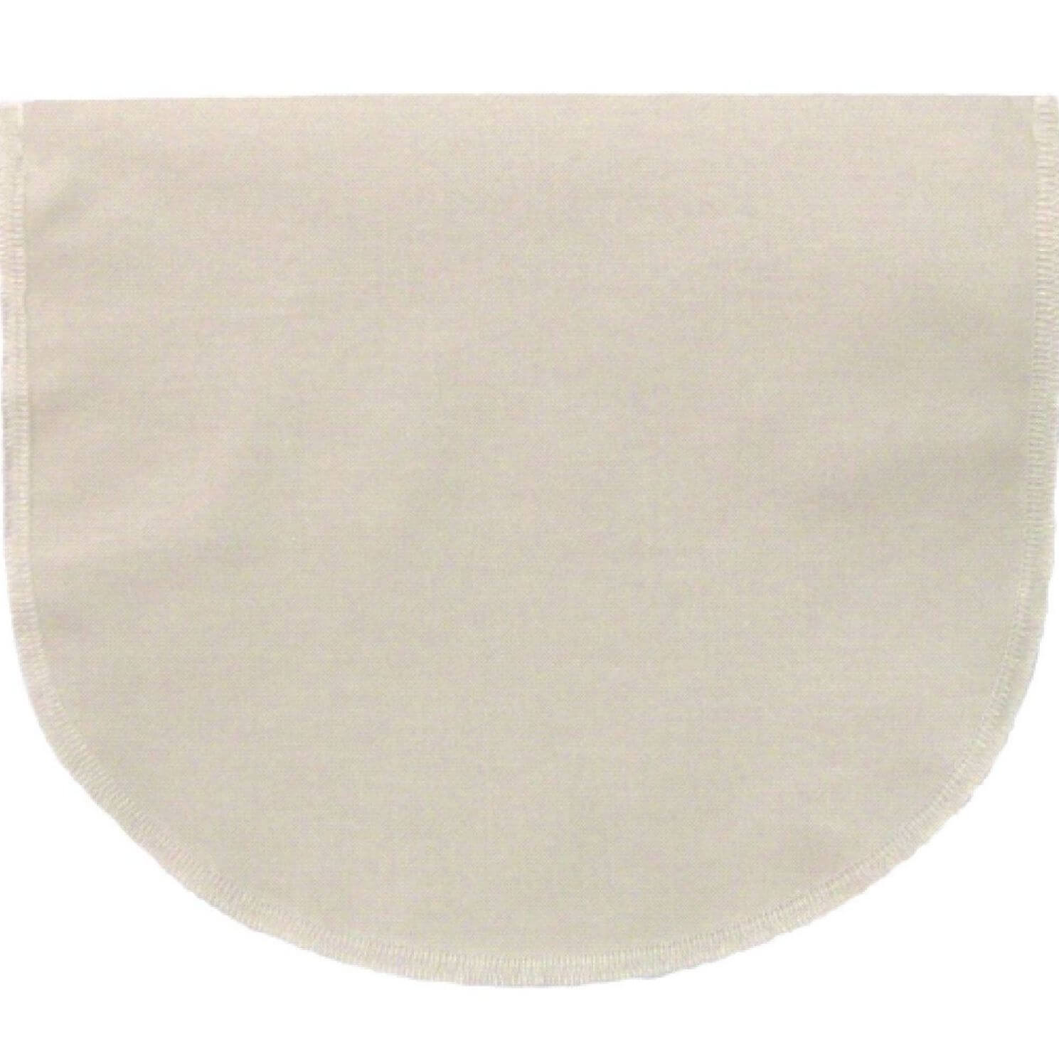 Ivory Cotton Cleavage Cover