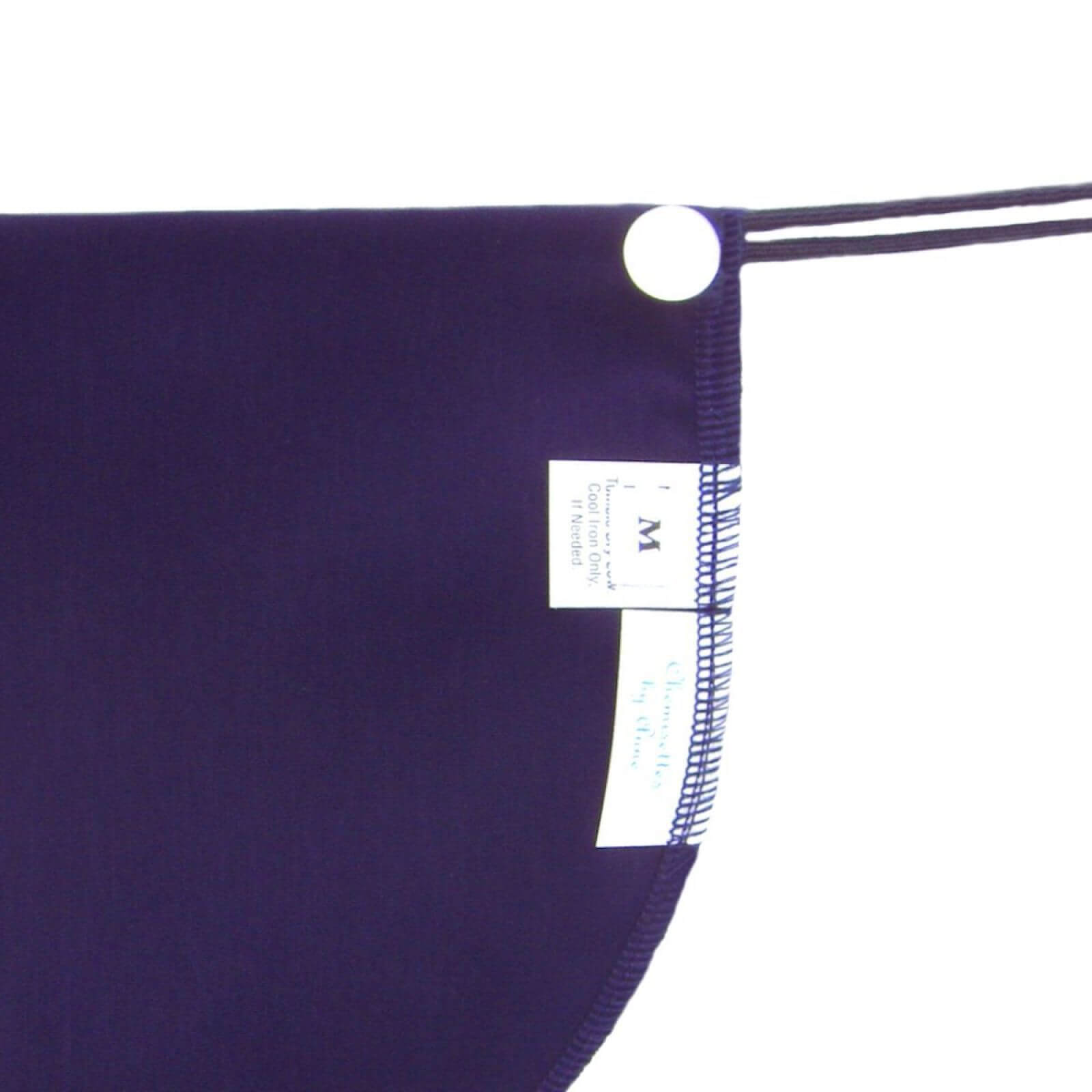 Navy Modesty panel with no lace